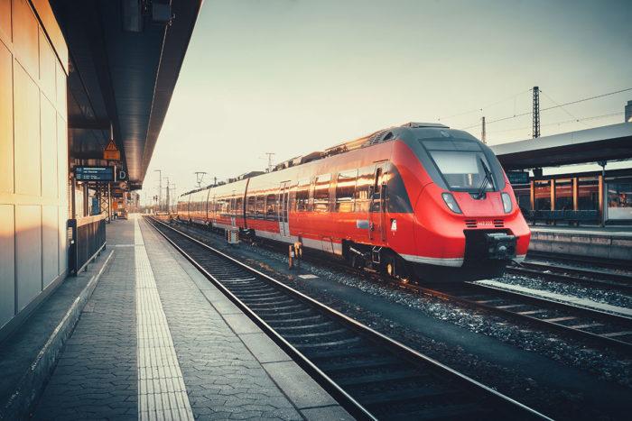 Bahn & Zug – Kontakt & Anreise nach Radstadt – Ferienwohnung Marlene