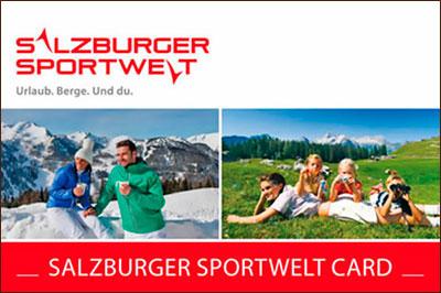 Salzburger Sportwelt Card - Urlaub in Radstadt, Salzburger Land