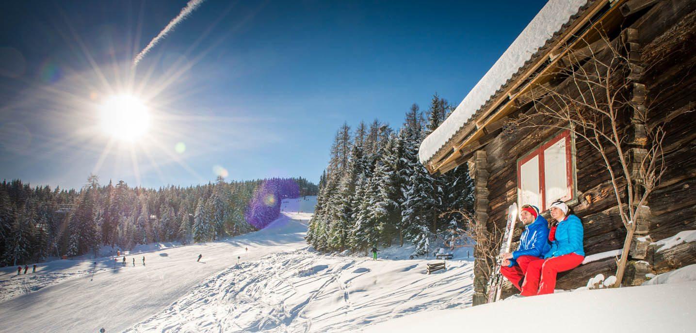 Winter- & Skiurlaub in Radstadt - Ferienwohnung Marlene