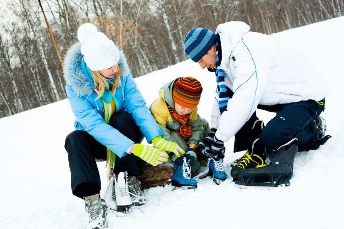 Skiurlaub & Winterurlaub in Radstadt, Ski amadé –Eislaufen