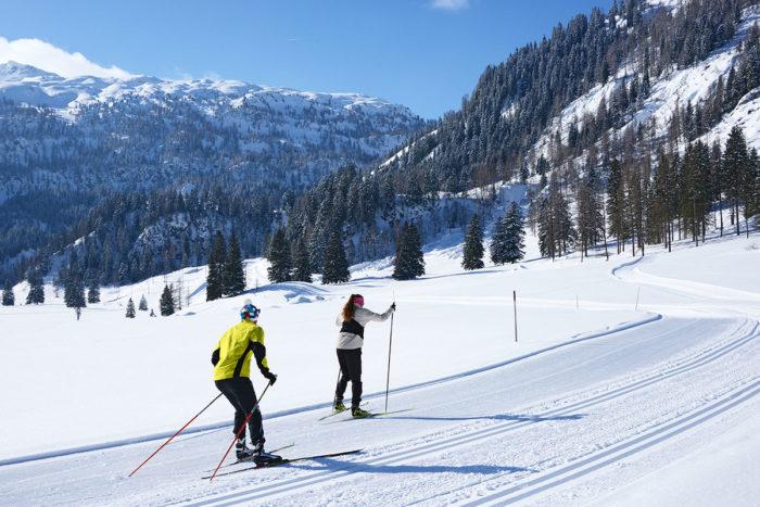 Skiurlaub & Winterurlaub in Radstadt, Ski amadé –Langlaufen