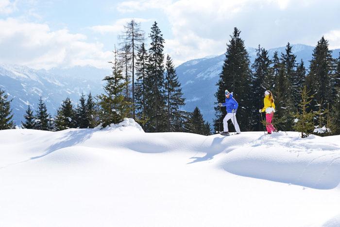 Skiurlaub & Winterurlaub in Radstadt, Ski amadé –Winterwandern