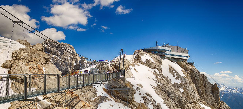Tagesausflüge in Radstadt & im Salzburger Land - Dachstein Gletscher