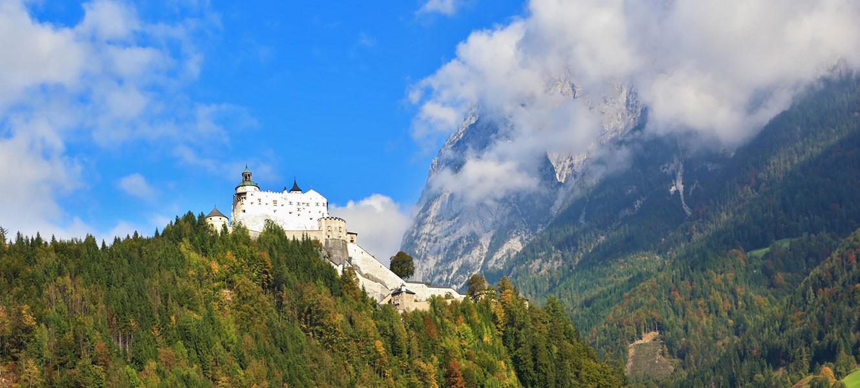 Tagesausflüge in Radstadt & im Salzburger Land - Burg Hohenwerfen