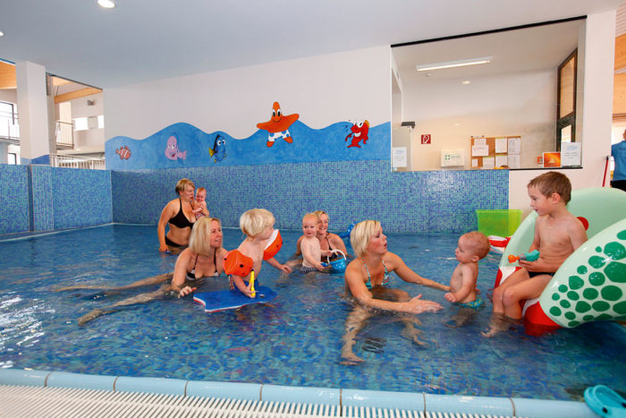 Therme Amadé in Altenmarkt, Pongau - Salzburger Land - Kinder